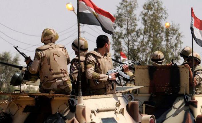 Mısır'a 1,2 milyar dolar askeri yardım