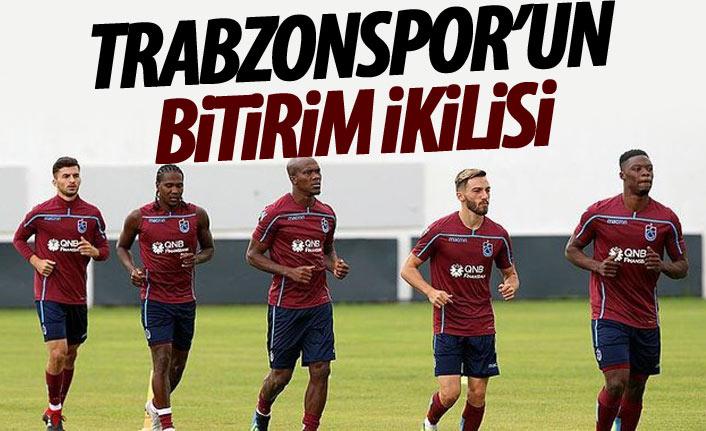 Trabzonspor'un bitirim ikilisi