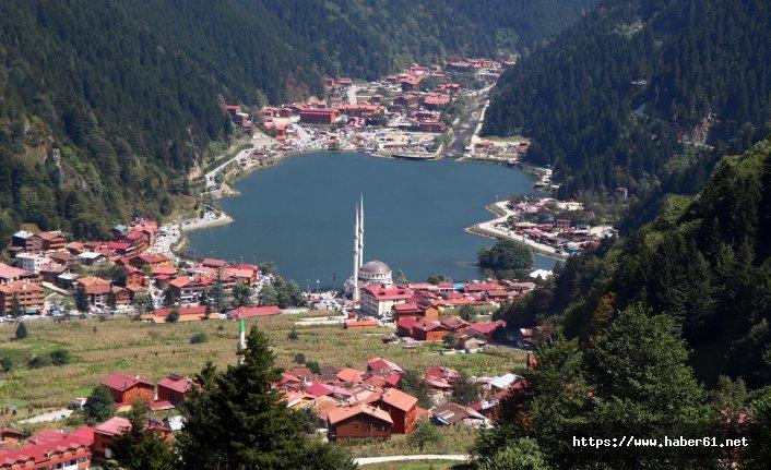 Turizm cenneti Uzungöl'de 'düşük voltaj' tepkisi
