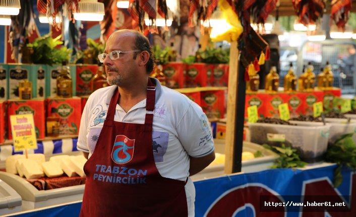 Beylikdüzü'ndeki festivale Trabzon damgası
