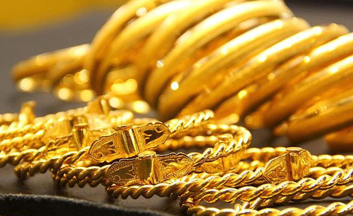 Altının kilogramı 247 bin liraya geriledi