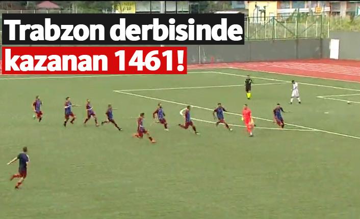 Türkiye Kupası'nda 1461 Trabzon turladı