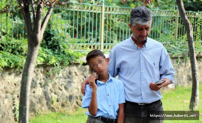 Velayet mağduru çocuk okula gidemiyor