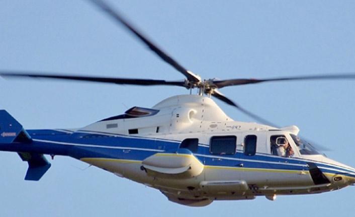 İran'da helikopter kazası