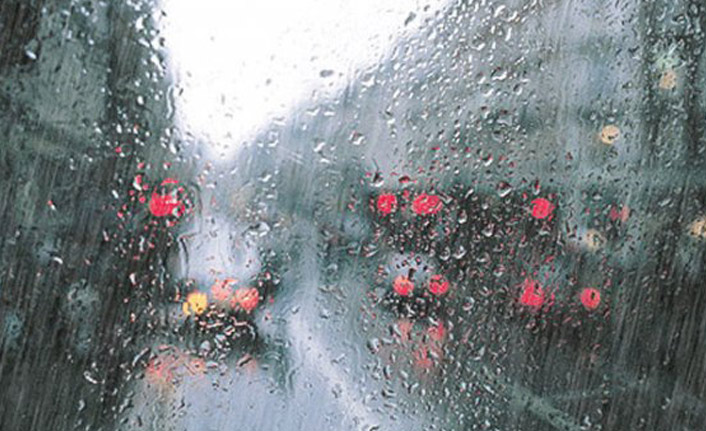 Yoğun yağış uyarısı