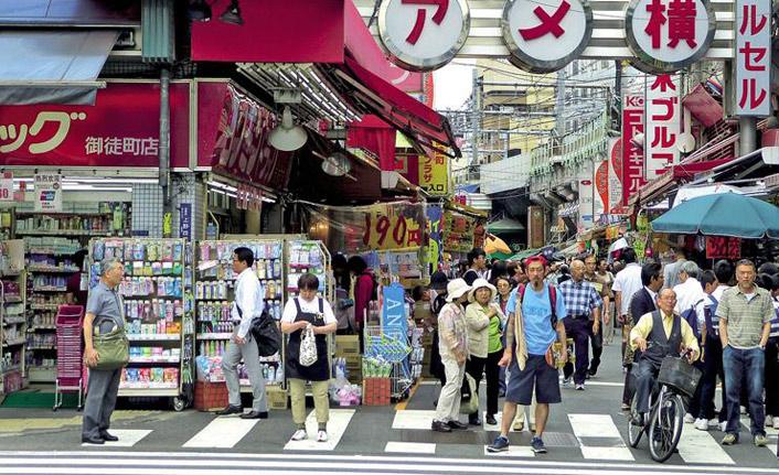 Japonya'da elma hırsızlığı
