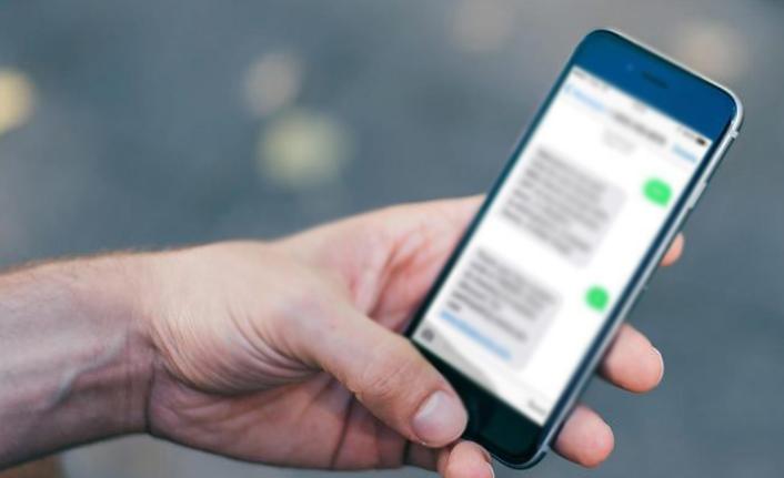 Tehtidle gönderilen SMS'lere ceza kapıda!