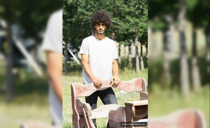 1461 Trabzon'un genç oyuncusu Furkan : Bu sene o sene!
