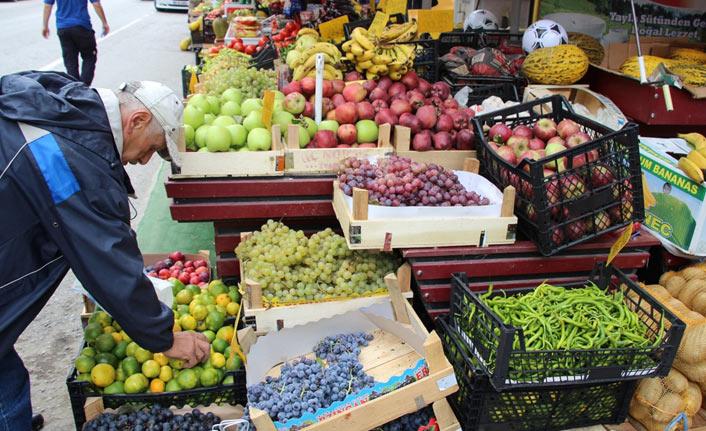 Rusya'ya D. Karadeniz'den dev yaş sebze ihracatı