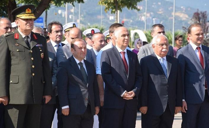 Giresun'da 'Gaziler Günü' kutlandı