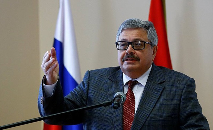 Rus Büyükelçiden ziyaret
