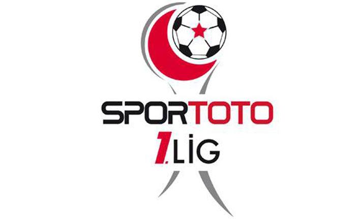 Spor Toto 1. Lig'de haftanın maçları
