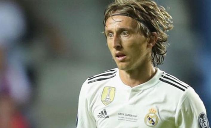 Luka Modric'e hapis şoku!
