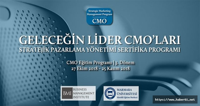 Türkiye'nin lider CMO'ları bu programda buluşuyor