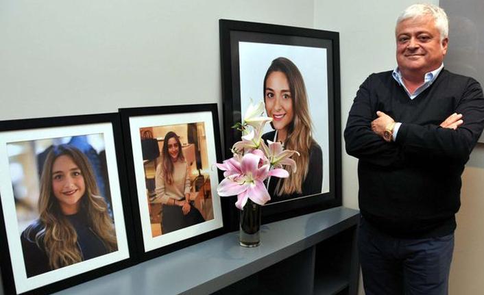 Düşen Türk jetinde kızını kaybeden Hüseyin Başaran, ilk kez konuştu