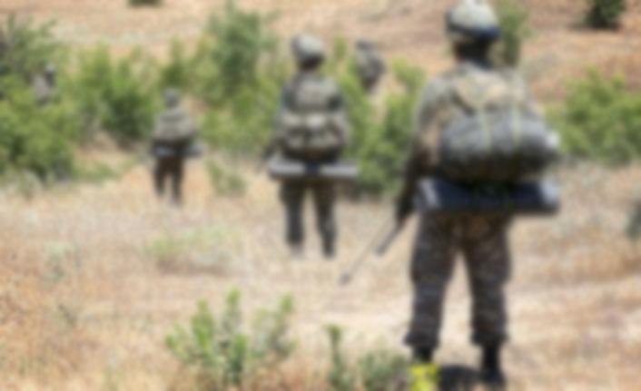Operasyonda 2 terörist öldürüldü