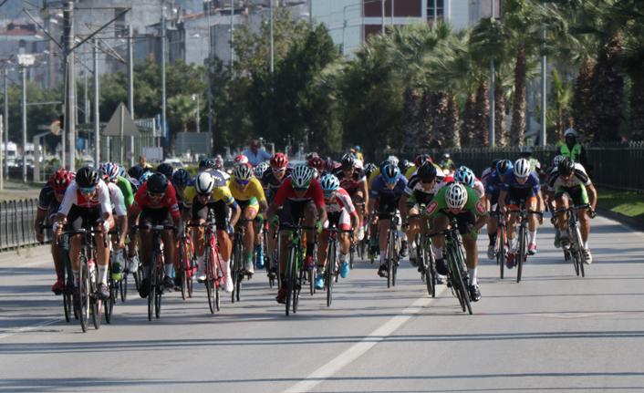 Bisiklet turu Samsun'da son buldu!