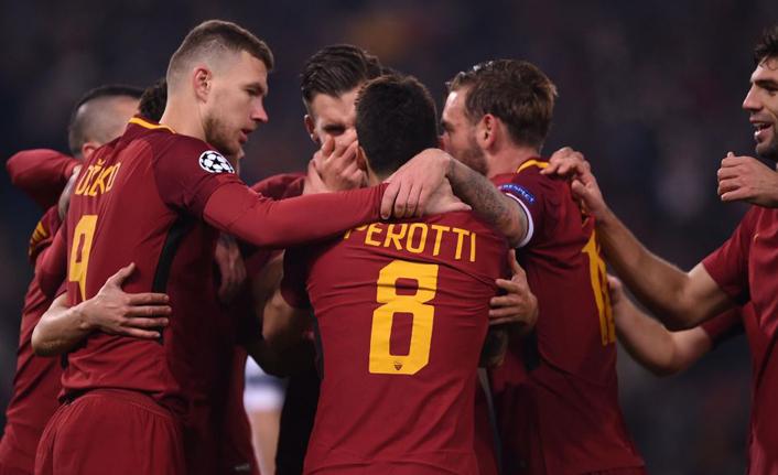 Roma derbiyi kazandı