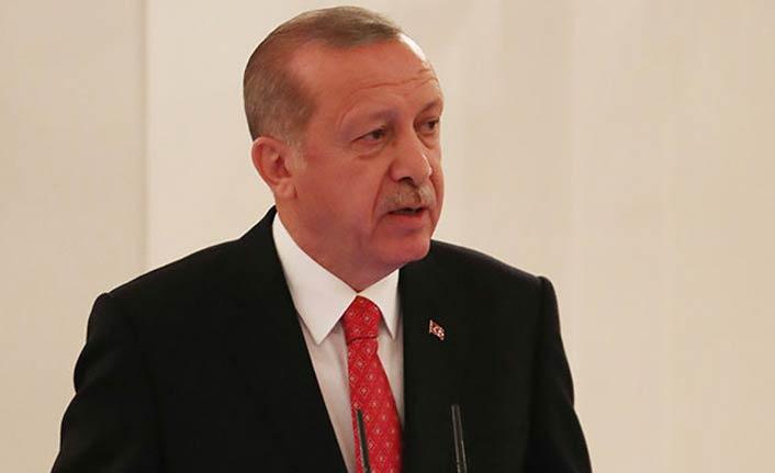 """Cumhurbaşkanı Erdoğan: """"Türk-Alman dostluğunu..."""""""