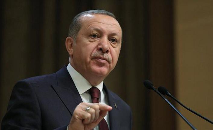 Erdoğan'dan sosyal medya üzerinden önemli mesajlar