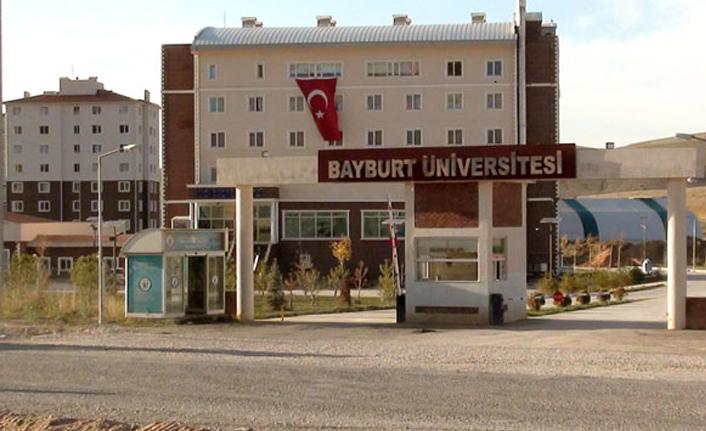 Bayburt Üniversitesi'nde akademik yıl açılı töreni