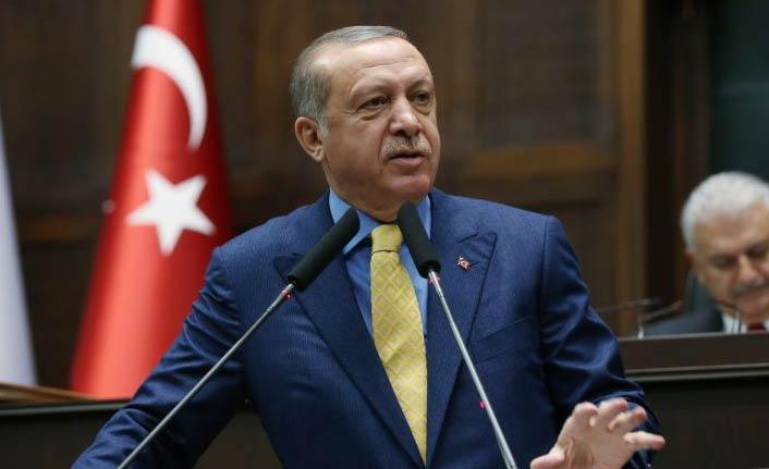 """Cumhurbaşkanı Erdoğan: """"Dalgalanmayı geride bırakıyoruz"""""""