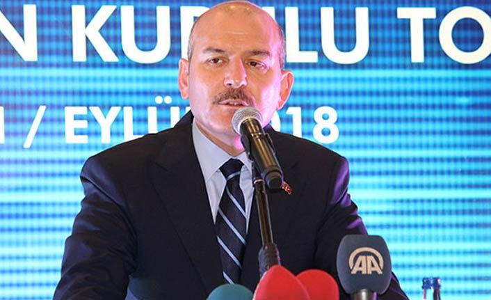 İçişleri Bakanı Soylu'dan ABD açıklaması