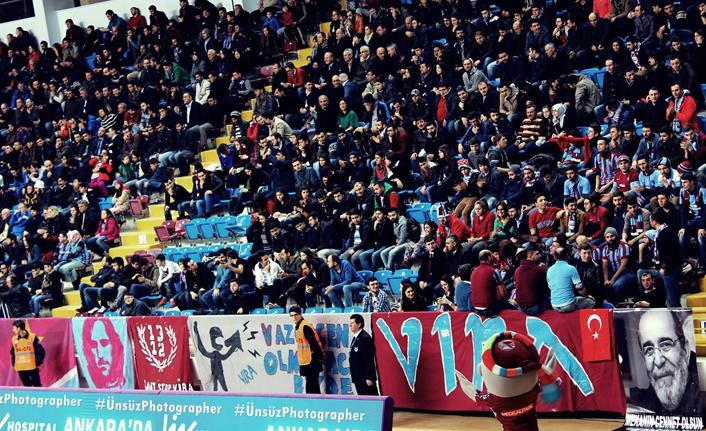 Trabzonspor Basketbol'un kararına Vira'dan tepki geldi