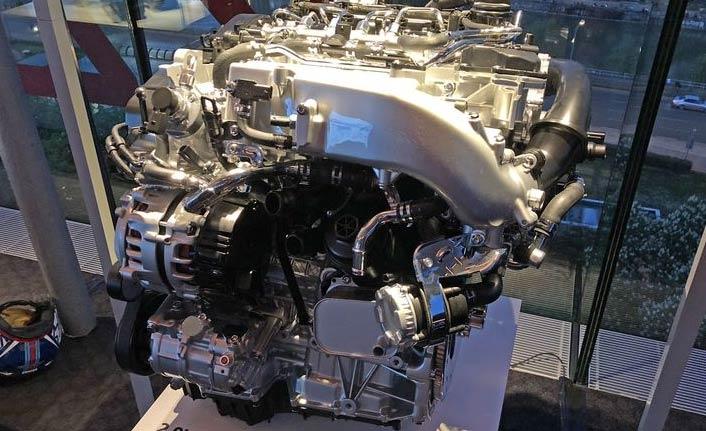 Hibrit Motor üretimi için önemli adım