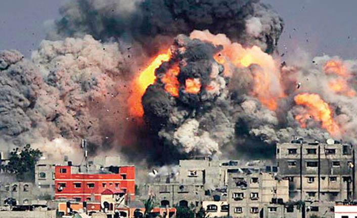 Gazze sınırında 2 kişi hayatını kaybetti