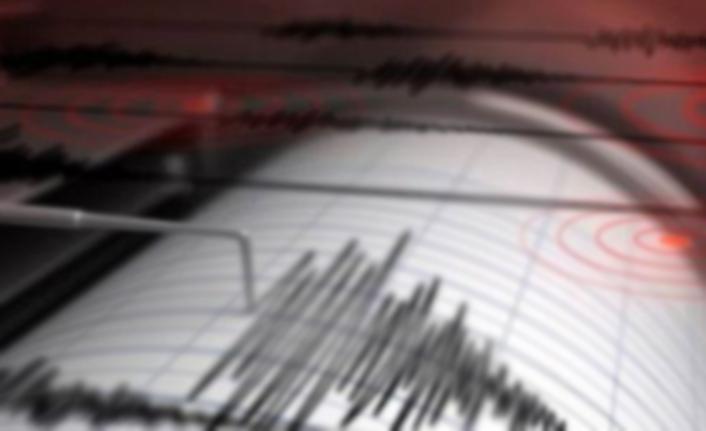 Japonya depremle sarsıldı