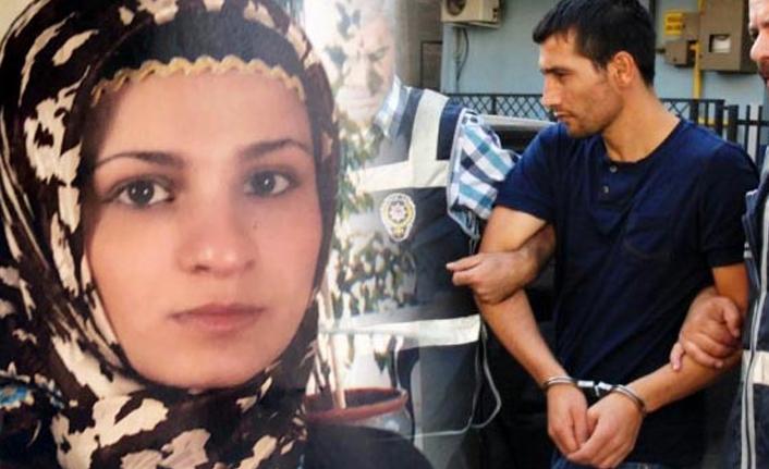 Karısını öldürdü müebbet hapis istendi