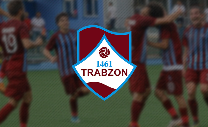 1461 Trabzon beraberliği kurtardı!