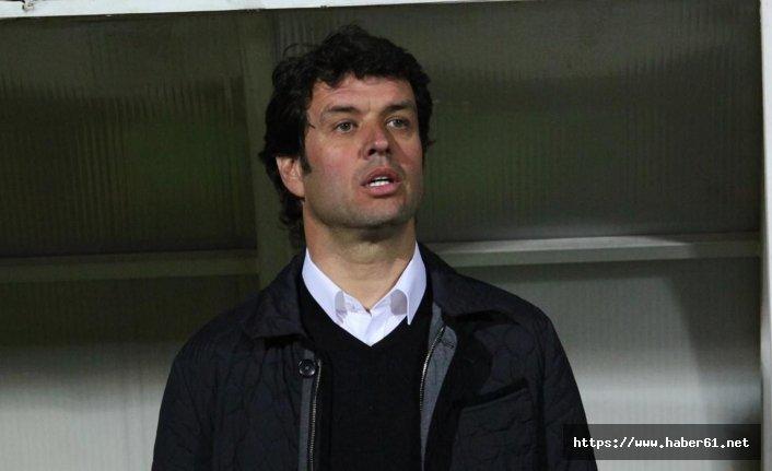 """Cihat Arslan """"Mükemmel bir gol yedik"""""""