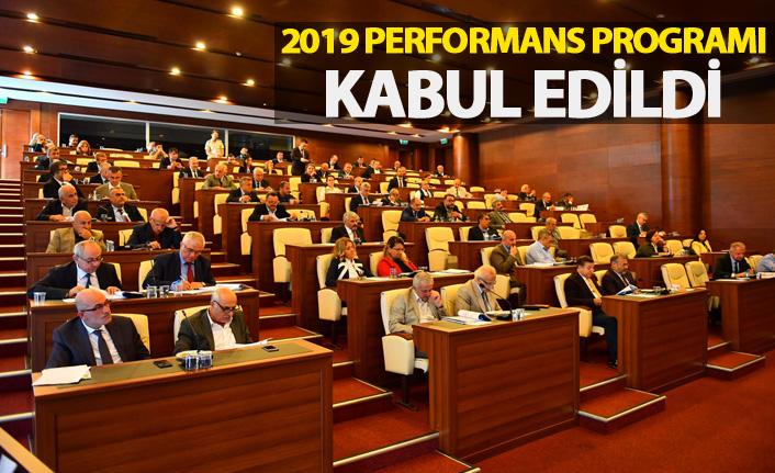 Ortahisar'ın, 2019 Yılı Performans Programı kabul edildi