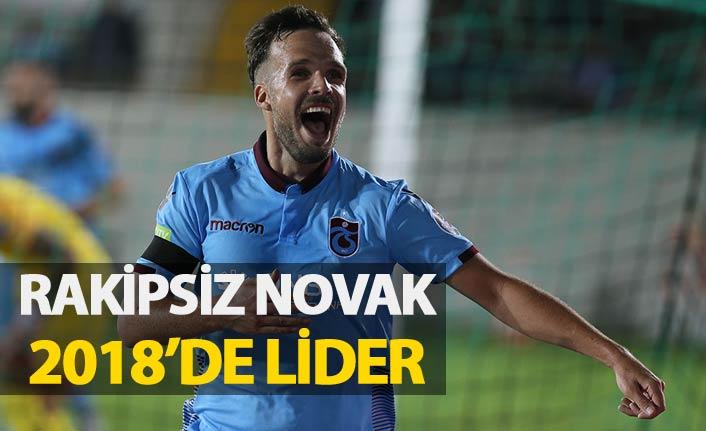 Novak'ın rakibi yok