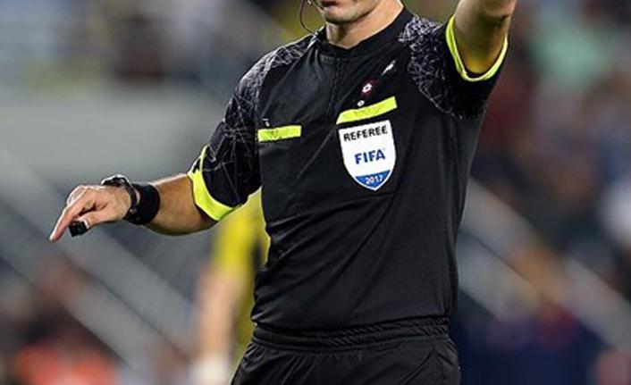 UEFA o Türk hakemi görevlendirdi
