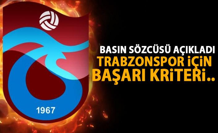"""Kafkas """"Trabzonspor için başarı zirvedir"""""""