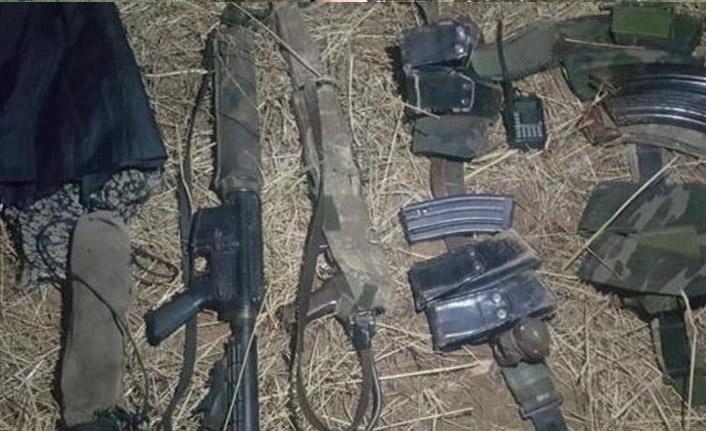 'Rezan' ve 'Mahir' kod adlı teröristler öldürüldü