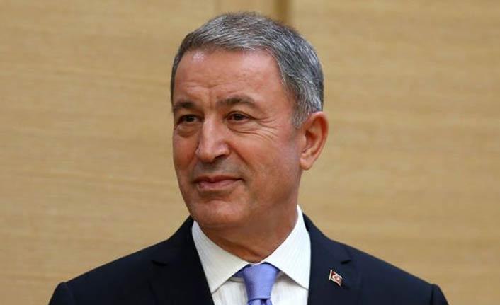 Milli Savunma Bakanı Akar'dan idlib açıklaması