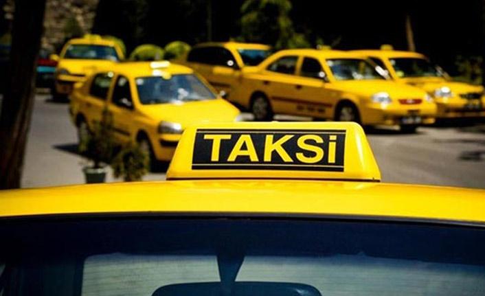 10 ilde taksi denetimi