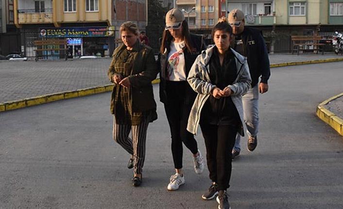 PKK'lılar Gaziantep'te yakalandı