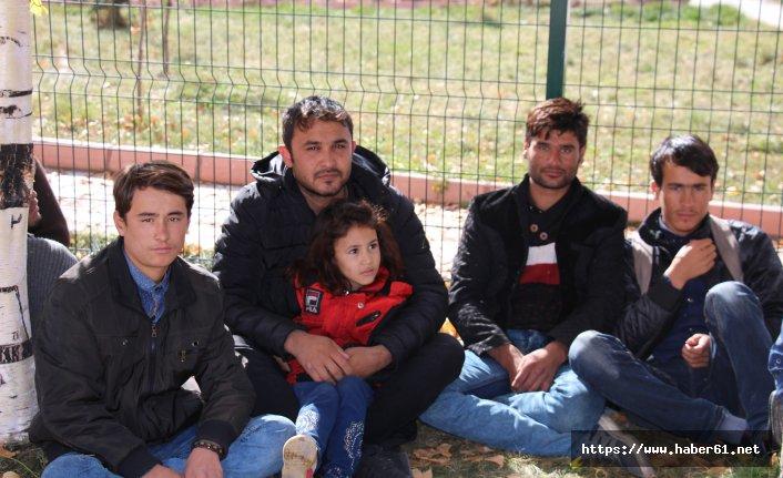 Ankara diye Ardahan'a götürdüler