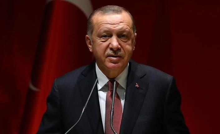 """Cumhurbaşkanı Erdoğan: """"Mezarlarını kazıyorlar"""""""