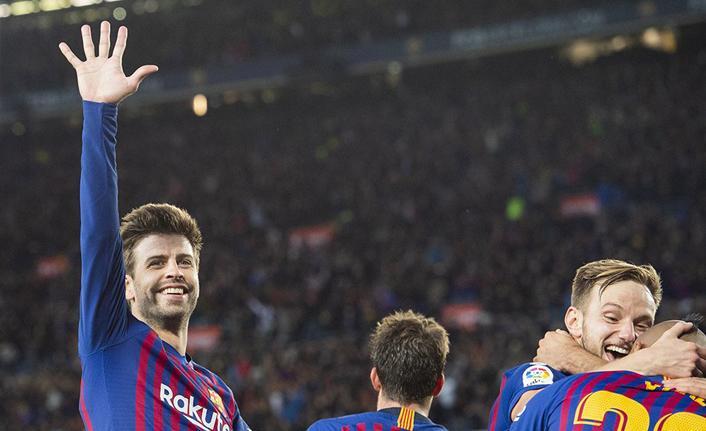 Barcelona'dan tarihi maç: 5-1