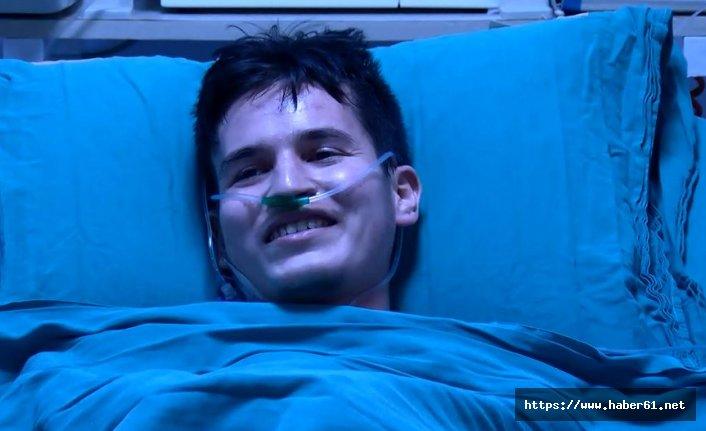 Şehit Polisin organları iki kişiye hayat verdi