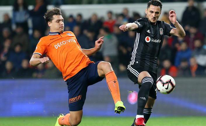 Başakşehir, Beşiktaş karşısında galip geldi!