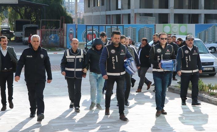 Sahte rapor operasyonunda 39 gözaltı