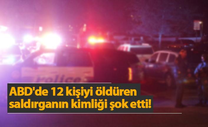 ABD'de 12 kişiyi öldüren saldırganın kimliği şok etti!