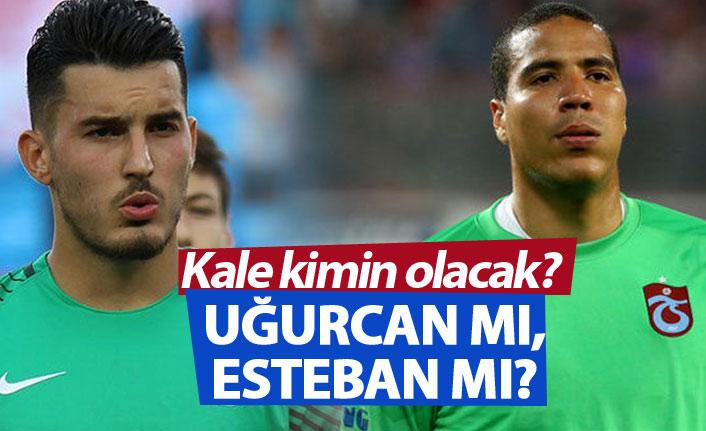 Trabzonspor'da kale kimin olacak?